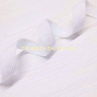 Изображение Киперная лента, Белый 15мм